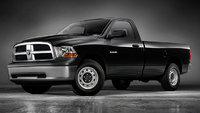 2009 Dodge Ram 1500, Front Left Quarter View, exterior, manufacturer, gallery_worthy