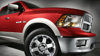 2009 Dodge Ram 1500, Front Right Quarter View, exterior, manufacturer