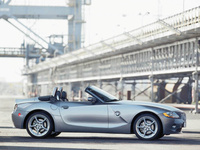 2008 BMW Z4 3.0si Roadster picture, exterior