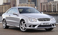 2006 Mercedes-Benz CLK-Class Picture Gallery