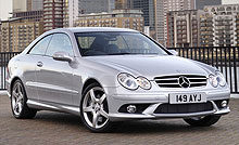 2006 Mercedes-Benz CLK500 CLK500 2dr Coupe picture