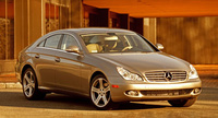 2006 Mercedes-Benz CLS-Class CLS500 4dr Sedan, 2006 Mercedes-Benz CL500 CL500 2dr Coupe picture, exterior