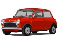 1979 Morris Mini Picture Gallery