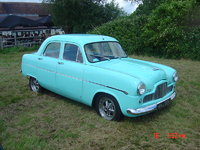 1955 Ford Zephyr Overview