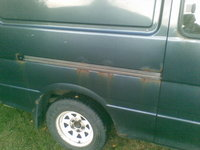 1995 Toyota Hiace Overview