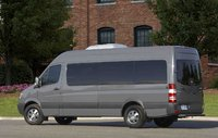 2009 Dodge Sprinter, Back Left Quarter View, exterior, manufacturer