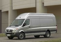 2009 Dodge Sprinter, Front Left Quarter View, exterior, manufacturer