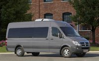 2009 Dodge Sprinter, Front Right Quarter View, exterior, manufacturer, gallery_worthy