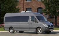 2009 Dodge Sprinter, Front Right Quarter View, manufacturer, exterior
