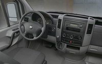 2009 Dodge Sprinter, Interior Front View, interior, manufacturer
