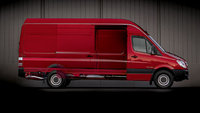 2008 Dodge Sprinter Cargo, Right Side View, exterior, manufacturer