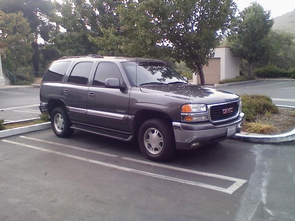 Picture of 2001 GMC Yukon SLT, exterior