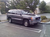2001 GMC Yukon Picture Gallery