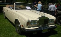 Picture of 2002 Rolls-Royce Corniche 2 Dr Turbo Convertible, exterior, gallery_worthy