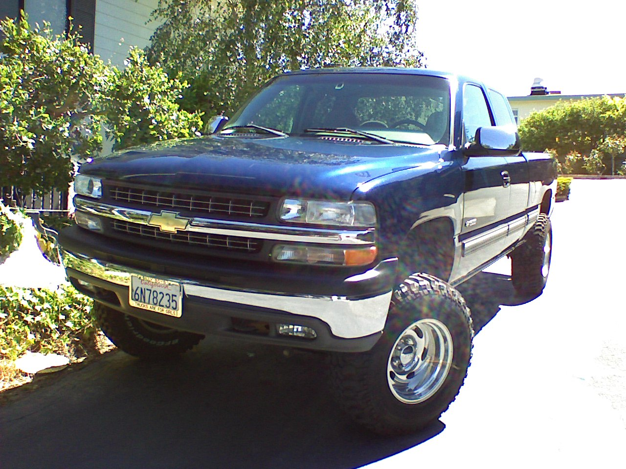 picture of 2000 chevrolet silverado 1500 ls ext cab long bed 4wd. Cars Review. Best American Auto & Cars Review