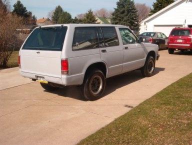 Picture of 1993 Chevrolet S-10 Blazer