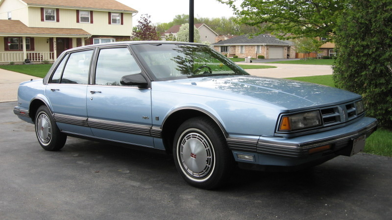 1990 Oldsmobile Eighty Eight Royale Overview Cargurus