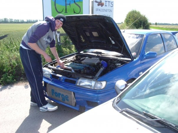 Picture of 1991 Nissan Pulsar, exterior, engine, gallery_worthy