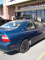 1995 Honda Accord LX Coupe, before, exterior