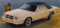 1983 Chrysler Cordoba Overview