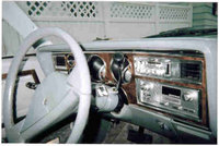 Picture of 1983 Chrysler Cordoba, interior
