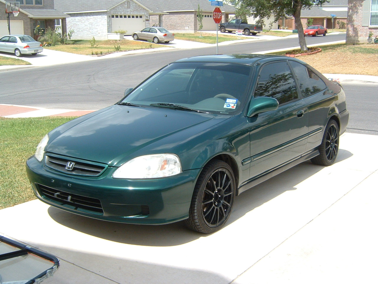 1999 Honda Civic Pictures Cargurus