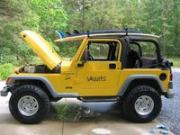 Picture of 2000 Jeep Wrangler Sport, exterior, gallery_worthy