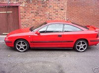 Picture of 1993 Vauxhall Calibra, exterior, gallery_worthy