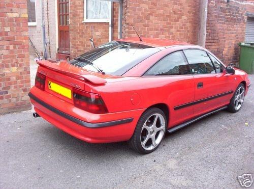 Picture of 1993 Vauxhall Calibra, exterior