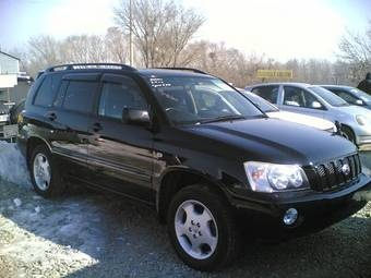 Picture of 2005 Toyota Kluger, exterior