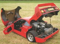 Picture of 1988 Ferrari F40, exterior, interior, engine