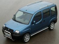2003 FIAT Doblo Overview