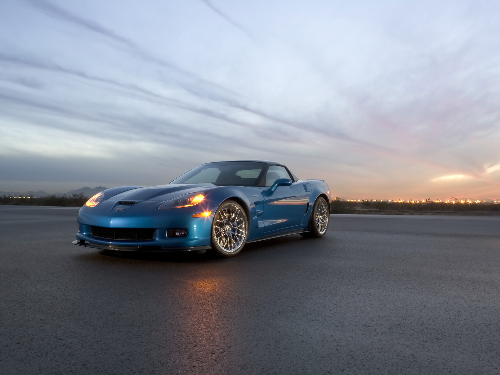 2009 Chevrolet Corvette ZR1 1ZR, Picture of 2009 Chevrolet Corvette ZR1, manufacturer, exterior