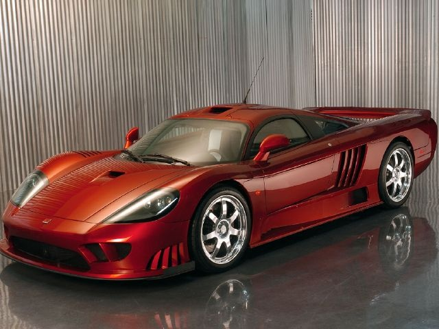 2005 Saleen S7 Twin Turbo - Pictures - CarGurus