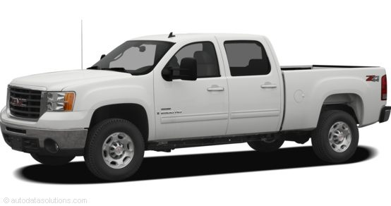 Picture of 2008 GMC Sierra 2500HD