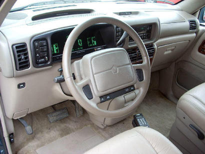 1993 chrysler town country pictures cargurus - 2001 chrysler town and country interior ...