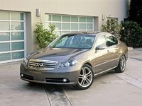 2008 INFINITI M45 Overview