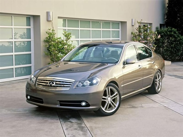 Picture of 2008 INFINITI M45 xAWD, exterior, gallery_worthy