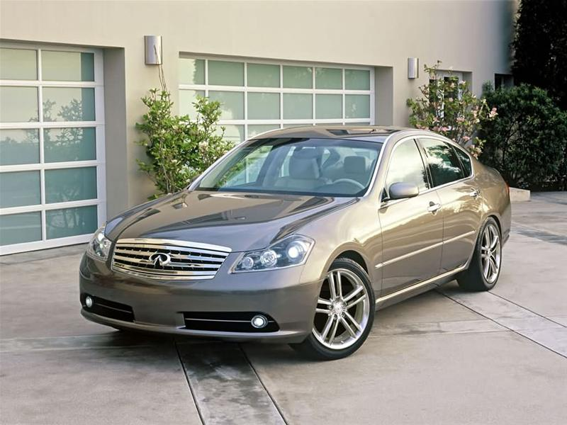 Picture of 2008 Infiniti M45 AWD