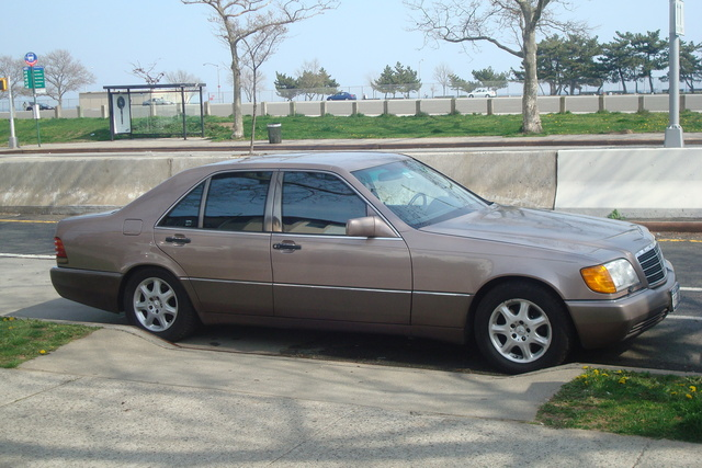 Picture of 1994 Mercedes-Benz S-Class S350D Turbodiesel, exterior
