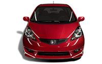 2009 Honda Fit, Front View, exterior, manufacturer