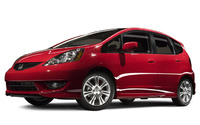 2009 Honda Fit Overview