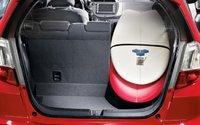 2009 Honda Fit, Interior Cargo View, interior, manufacturer