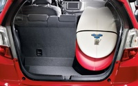 2009 Honda Fit, Interior Cargo View, manufacturer, interior