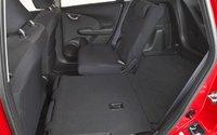 2009 Honda Fit, Interior View, interior, manufacturer