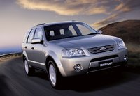2008 Ford Territory Picture Gallery