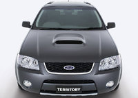 2008 Ford Territory, Front View, exterior, manufacturer