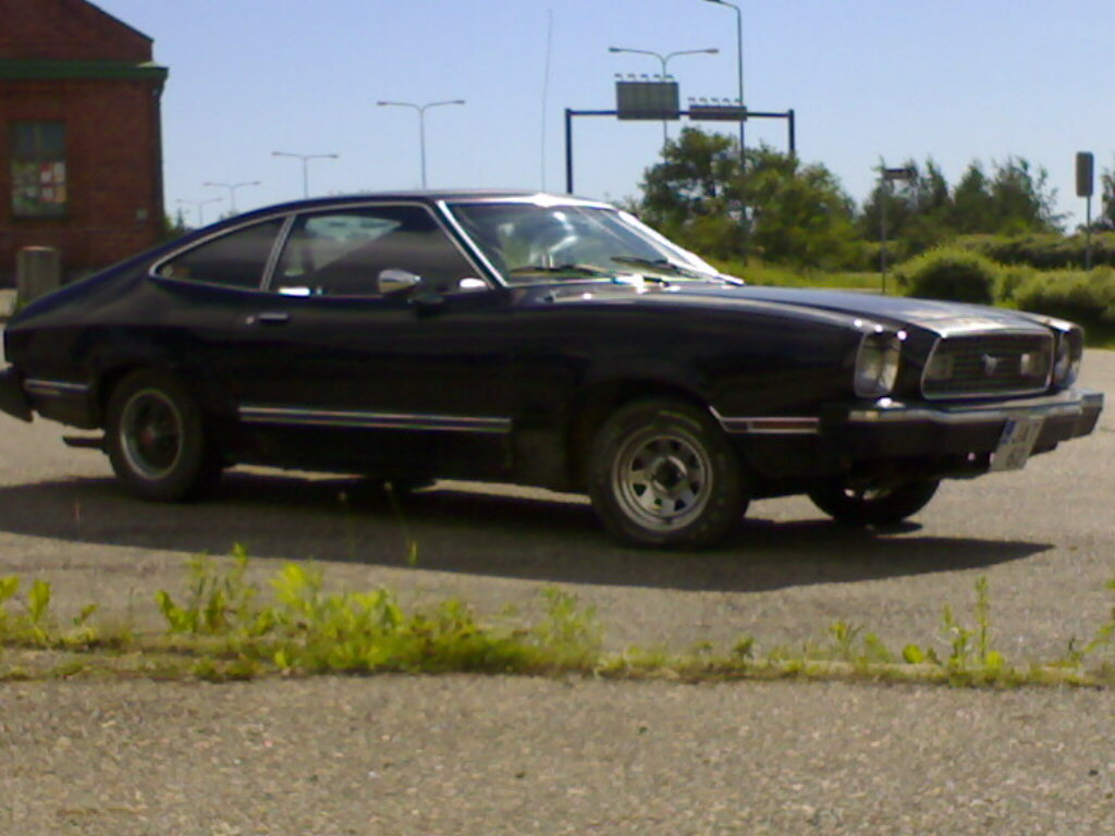 1974 Ford Mustang Mach 1 picture