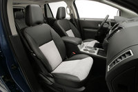 2009 Ford Edge Sport, Interior Front View, interior, manufacturer