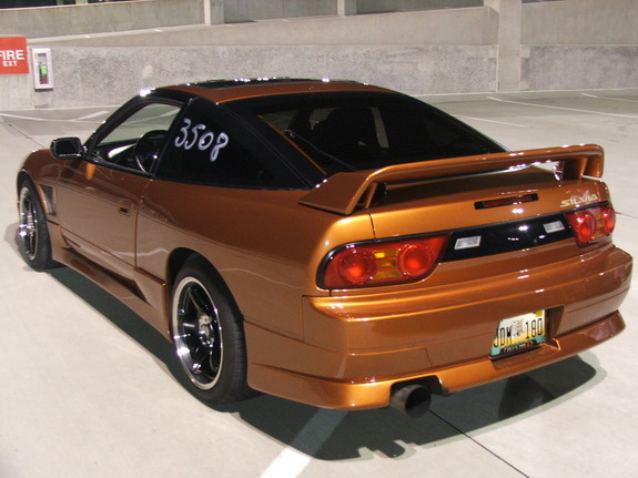Picture of 1992 Nissan 240SX 2 Dr SE Hatchback, exterior, gallery_worthy